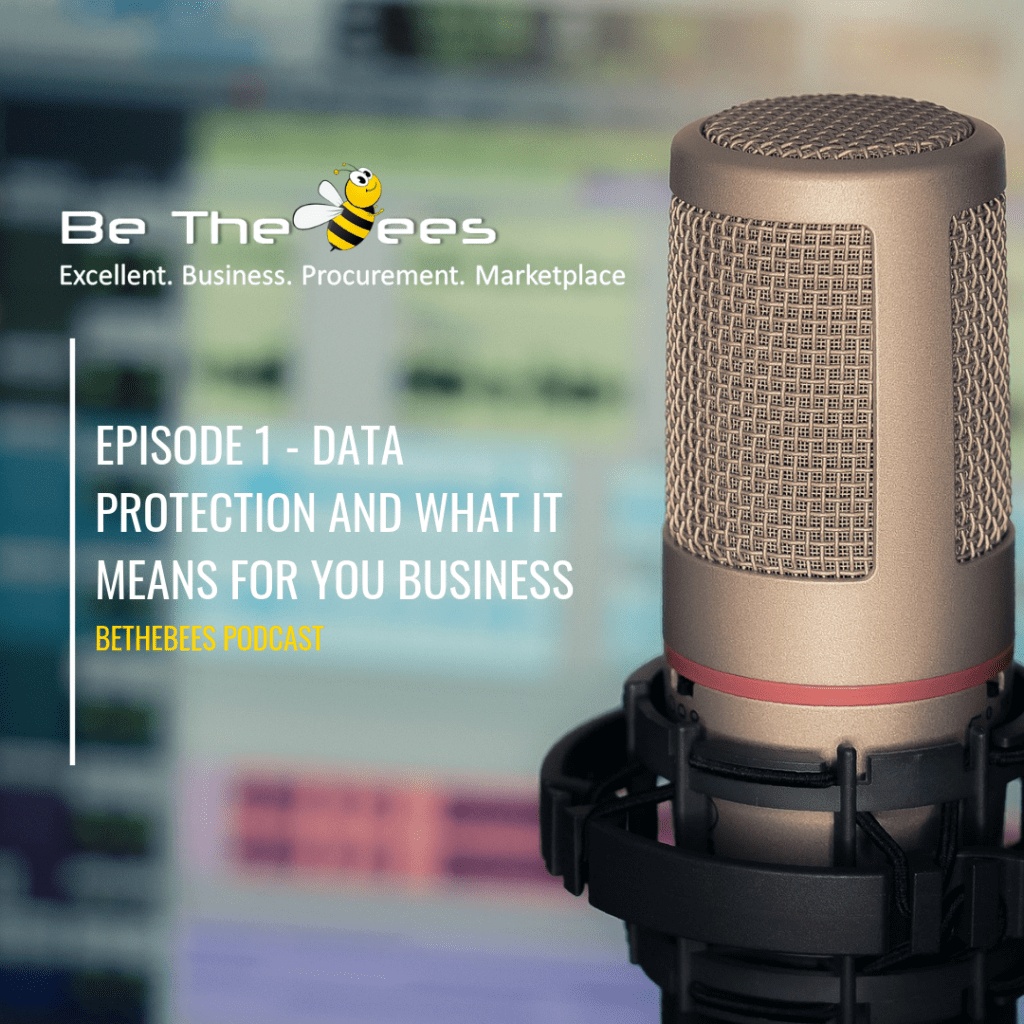 Episode 1: Data protection and what it means to the future of businesses!